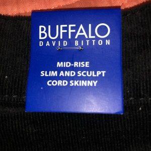 Buffalo David Bitton Straight Leg, Swede Jeans